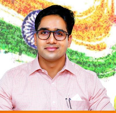 जनसेवेची ध्येयसिद्धी जिल्हाधिकारी एम.देवेंदर.सिंह