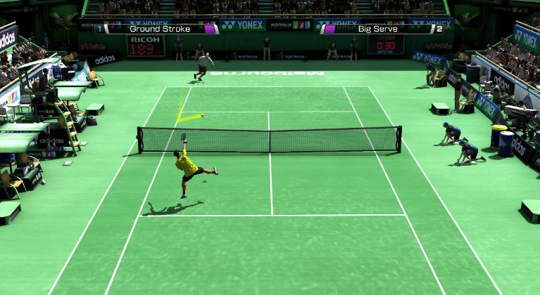 Virtua Tennis 4 MULTI5 - ElAmigos
