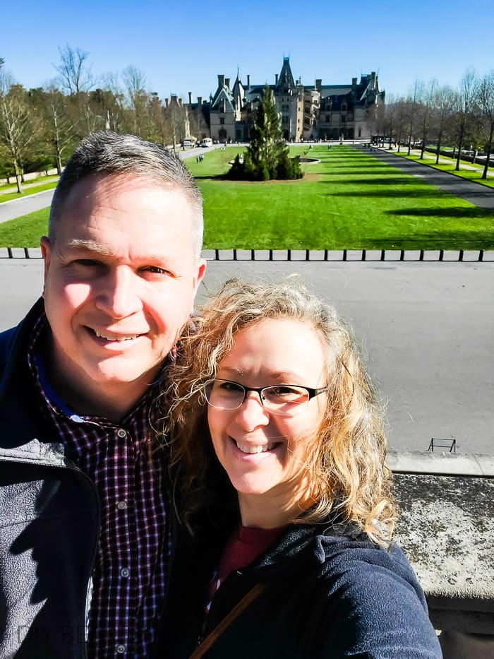 our tour of the Biltmore