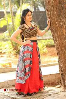 Telugu Actress Priyanka Pallavi Stills at Nenostha Release Press Meet  0207.JPG