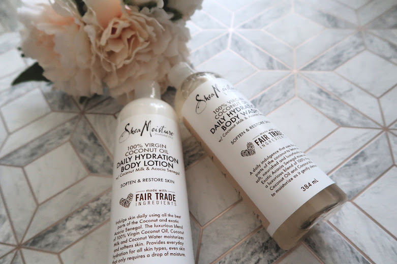 Review: Shea Moisture Daily Hydration Bodycare
