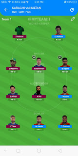 KAR vs MUL Dream11 Prediction