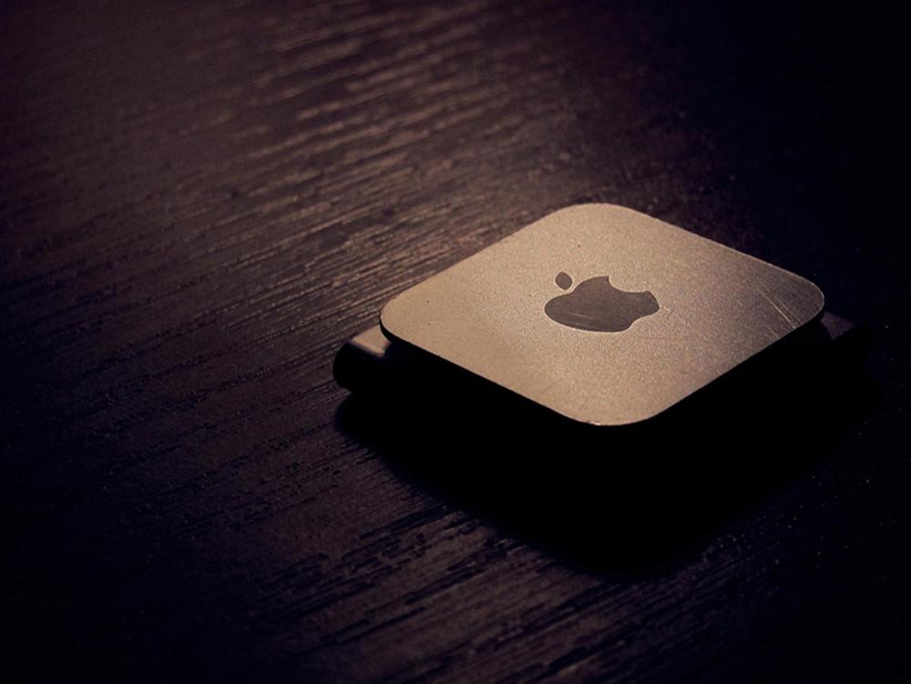 Wallpaper Apple HD Logo Keren