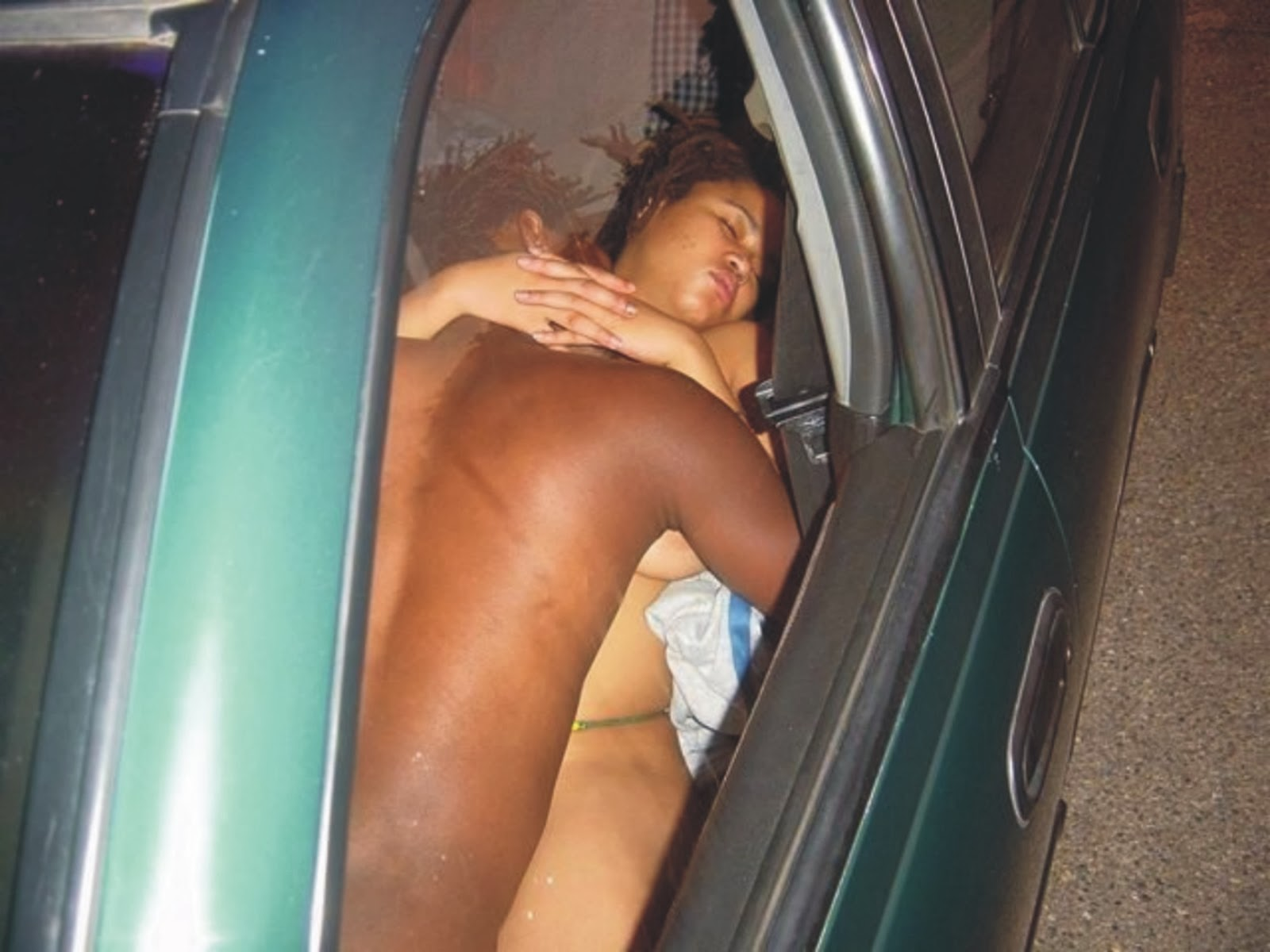 Having caught black sex girl