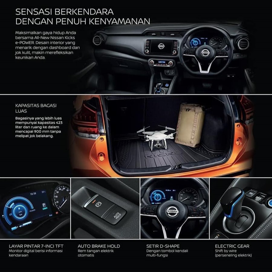 Nissan kick Indonesia 2020