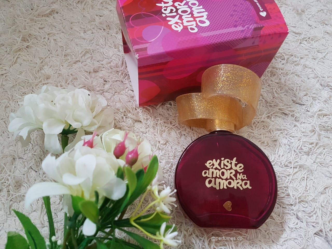 Resenha Perfume Existe amor na amora