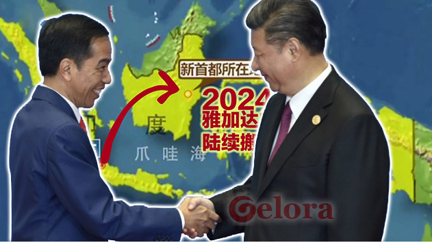 Jokowi Siapkan Soft-Landing untuk Invasi China
