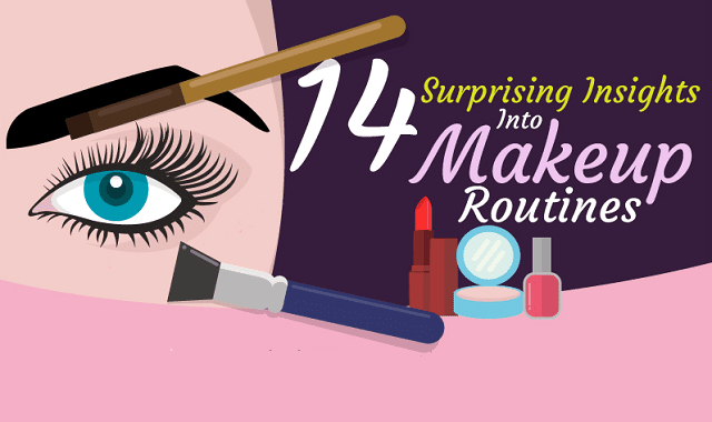14 Surprising Insights Into Makeup Routines