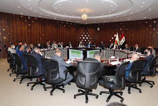 شركة النفط الوطنية تعقد اجتماعها الاول لمناقشة الخطة الخمسية لقطاع الحفر و الاستكشاف