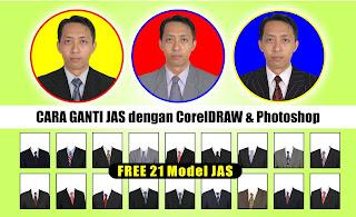 Free 21 Model Jas PSD