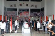Penghargaan Terakhir Pemkab Mitra, 'Telly Tjanggulung' Diabadikan sebagai Nama Atrium Kantor Bupati