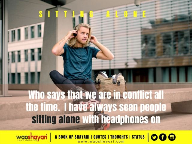 earphones quotes and sayings for instagram