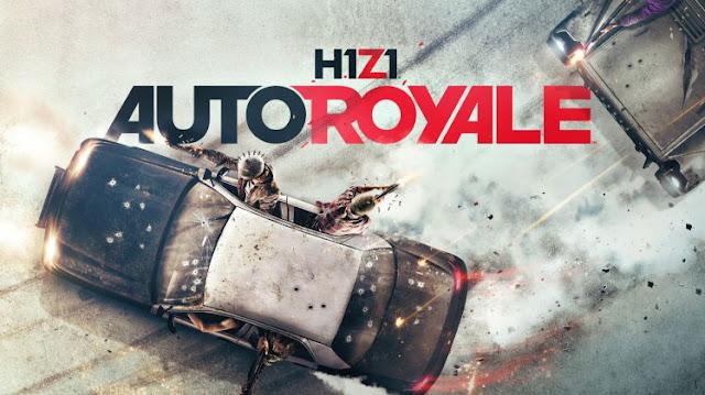 لعبة H1Z1 Auto Royale أصبحت مجانية الأن لمنافسة Fortnite و PUBG …