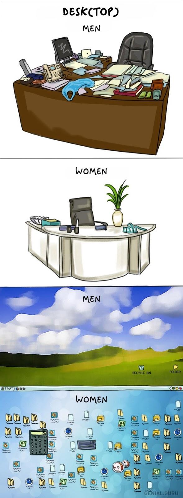 Understanding%2BThe%2BFunny%2BDifferences%2BBetween%2BMen%2Band%2BWomen%2B%252810%2529 Understanding The 15 Funny Differences Between Men and Women Interior