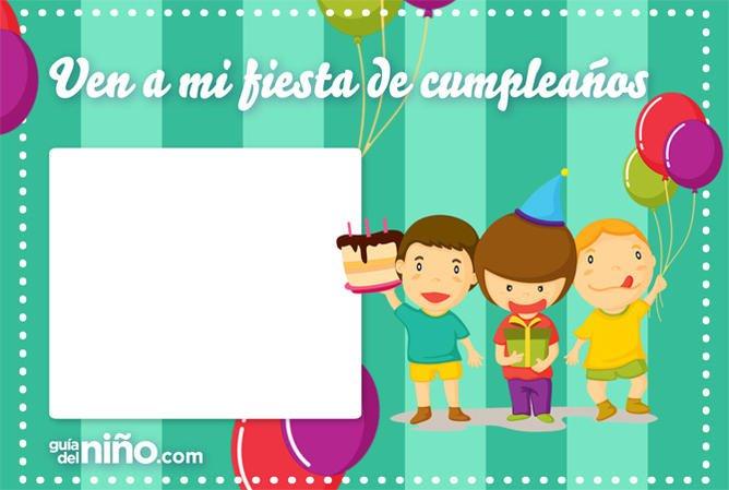 Sgblogosfera Maria Jose Argueso Invitaciones Para Fiestas