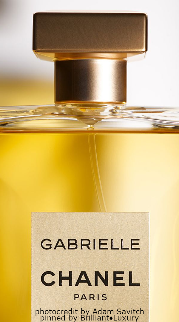 Brilliant Luxury♦CHANEL Gabrielle Fragrance (photocredit by Adam Savitch) #beauty