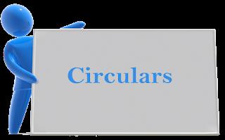 Circular Regarding Sending Information Of Vacancies Of STD 1 To 5 And STD 6 To 8 Vidhyasahayak