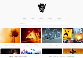 modern-portfolio-responsive-blogger-template