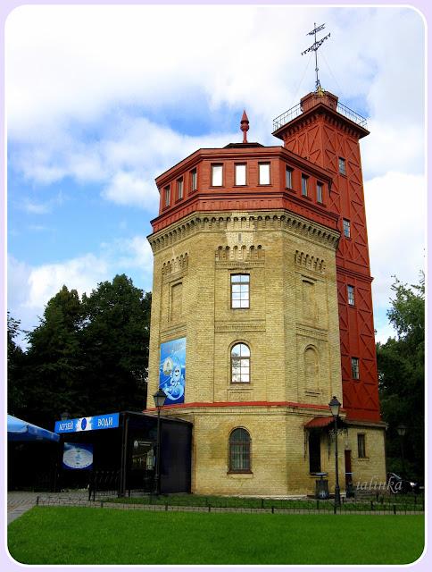 музей воды киев