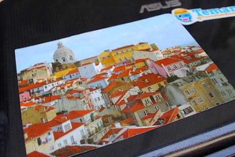 Lisbon Dalam Potongan Postcard