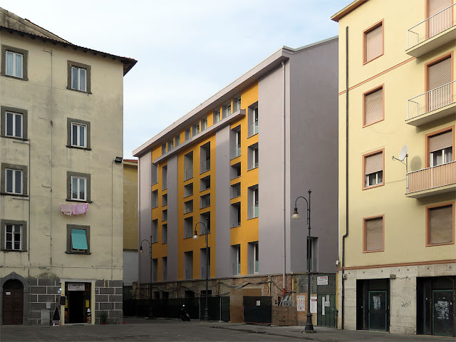 New building, Via Santa Giulia, Livorno