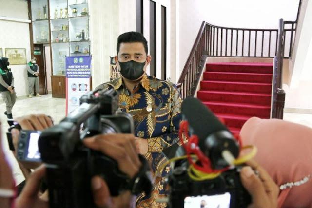 Bobby Nasution Walikotamedan