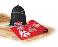 Logo Chef Express Summer 2018 ti regala set CocaCola con sacca e telo mare!