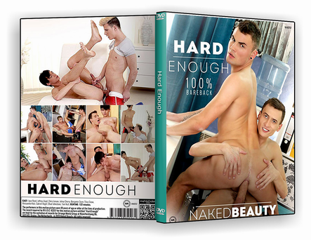 DVD Hard Enough xxx 2019 - ISO