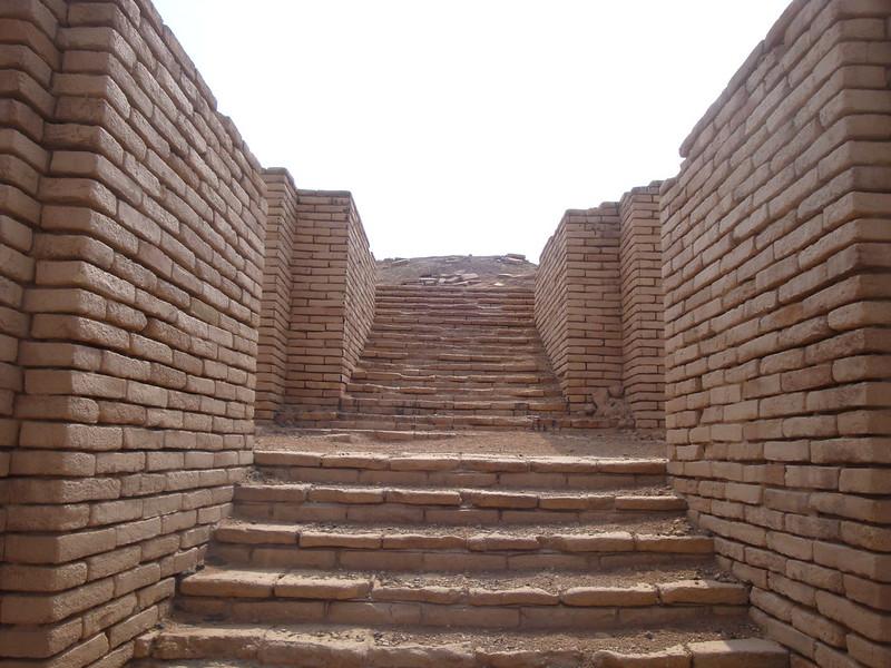 the ziggurat of ur