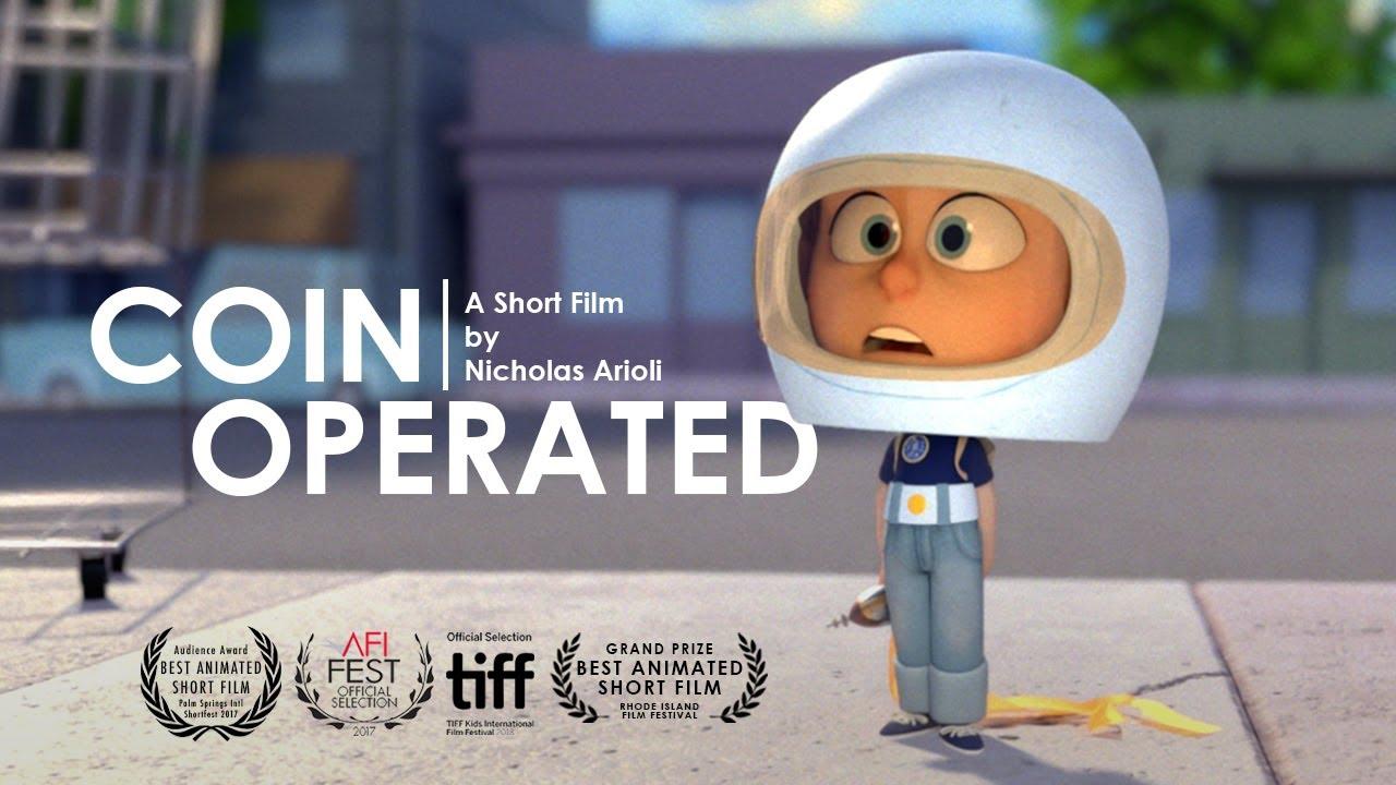 Coin Operated | Der 'Best Animated Short Film' den man gesehen haben sollte