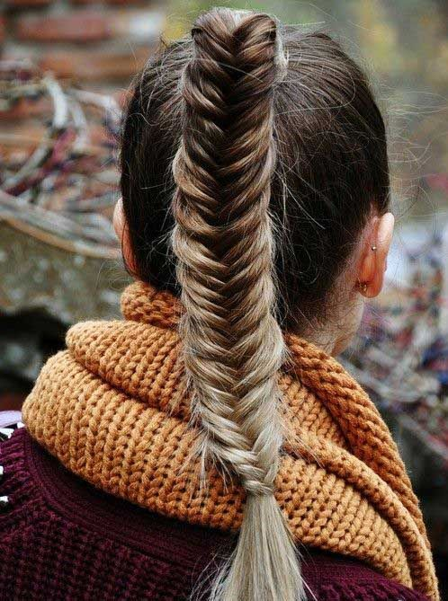 Cute Ponytail Hairstyle You Need to Try Today