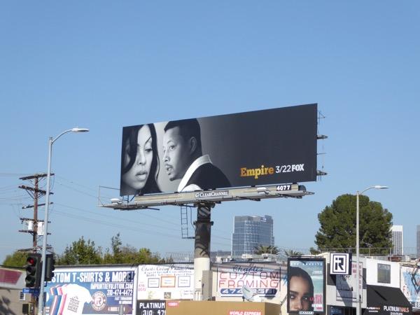 Empire midseason 3 billboard