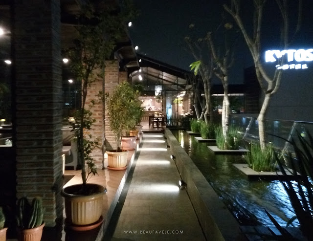 81 Sky Resto Kytos Hotel Bandung