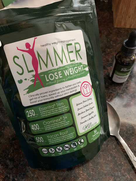 LOSE WEIGHT WITH SLIMMER - HEALTHY WEIGHT MANAGEMENT