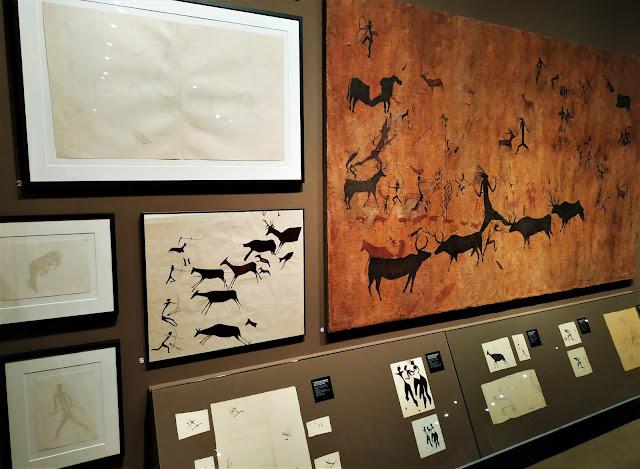 Il·lustracions i reproduccions art llevantí Museu d'Arqueologia de Catalunya Art Primer