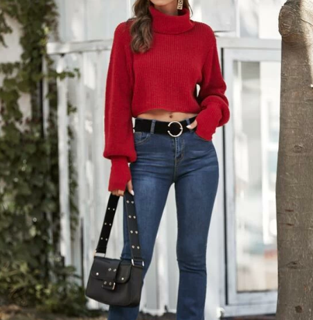 The Best Christmas Sweater Ever -mariestilo-shein