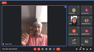 हिंदू कॉलेज में प्रेमचंद जयंती पर वेबिनार