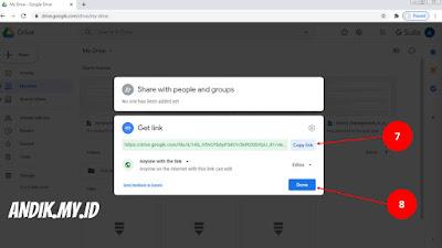 google drive, cara menggunakan google drive, google drive sharing, membagikan file google drive, mengirimkan file google drive,