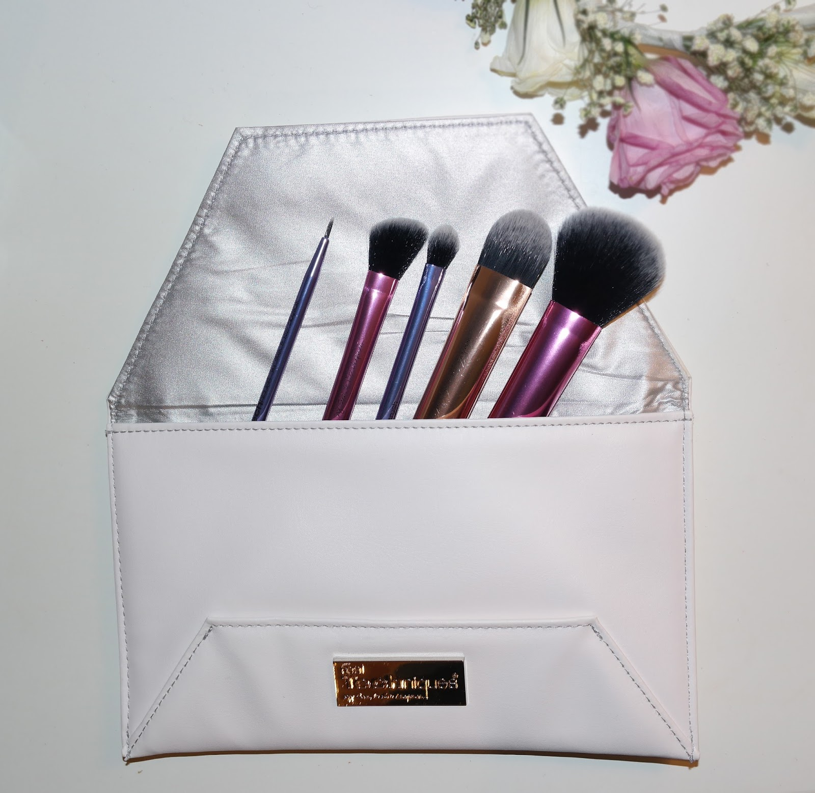 Real Techniques Deluxe gift brush set