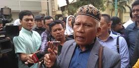 Pencopotan Baliho HRS oleh TNI Tak Memiliki Dasar Hukum, Damai: Itu Bentuk Sikap yang Arogan!