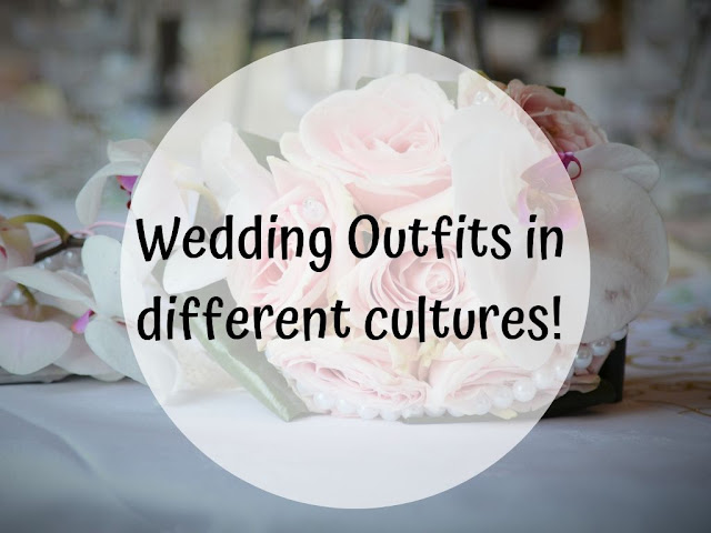 Wedding outfits in different cultures
