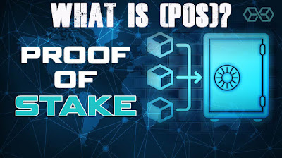 Create cryptocurrency proof of stake with masternodes