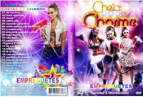 dvd cheias de charme nacional e internacional