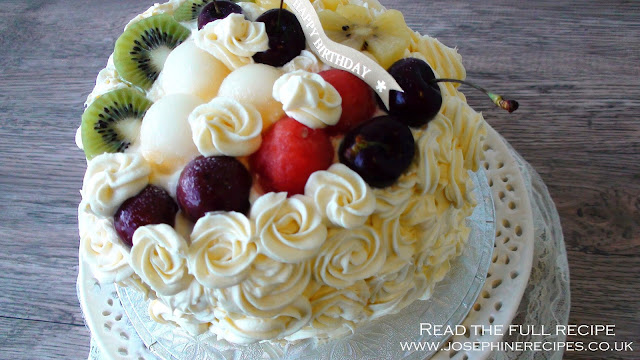 how to make rose cream