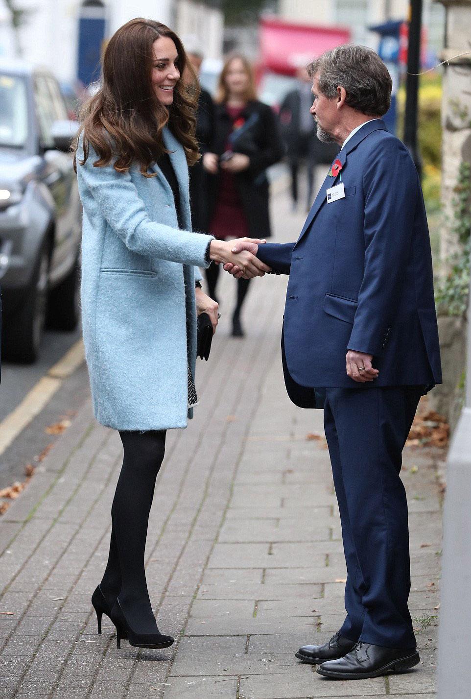 Royal Family Around The World The Duchess Of Cambridge
