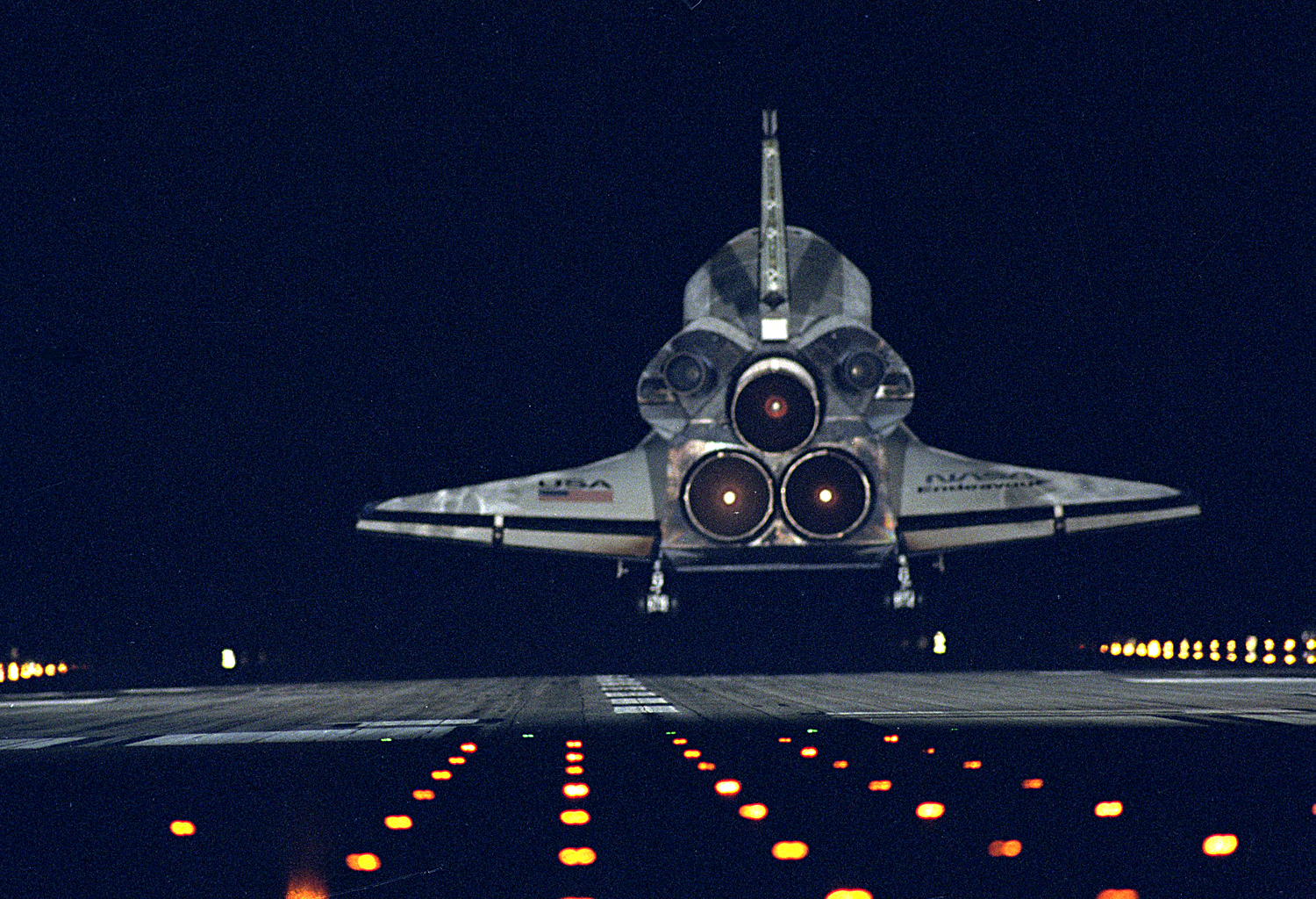 space shuttle start and landing - photo #39