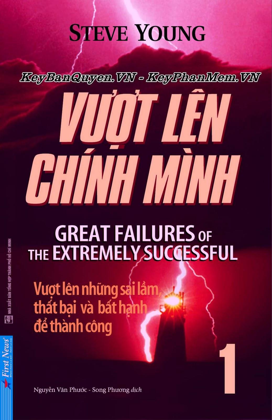 Sách nói - Vượt Lên Chính Mình - Steve Young ( tiếng Việt + MP3 ).