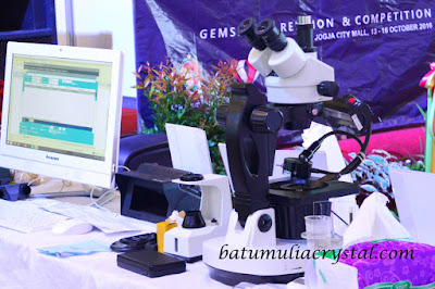 gemology laboratory