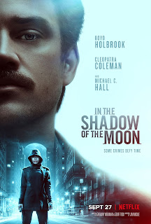 In The Shadow of the Moon - Poster & Trailer