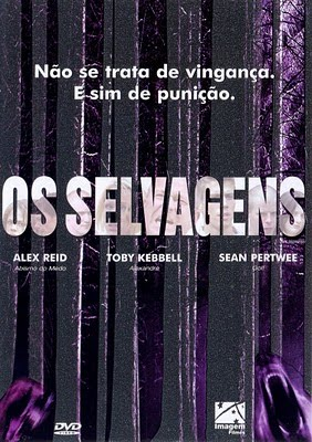 Poster do filme Os Selvagens